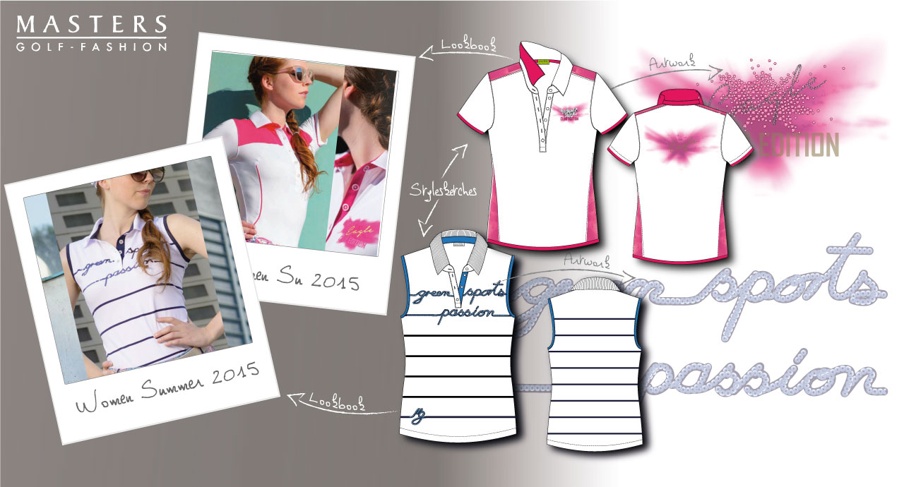 Women Golf Shirt Design, Golf Wear